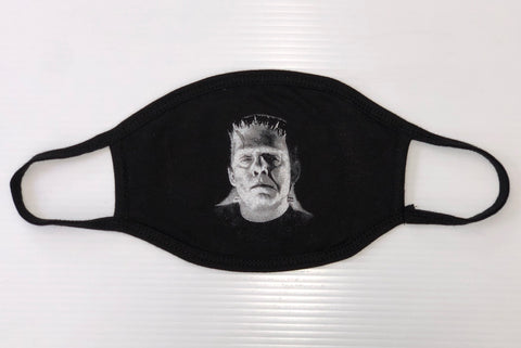 Ghost of Frankenstein Face Mask