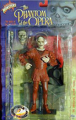 "Phantom of the Opera Red Death 8"" Action Figure"
