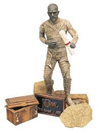 "Boris Karloff ""The Mummy"" 8 inch Action Figure"