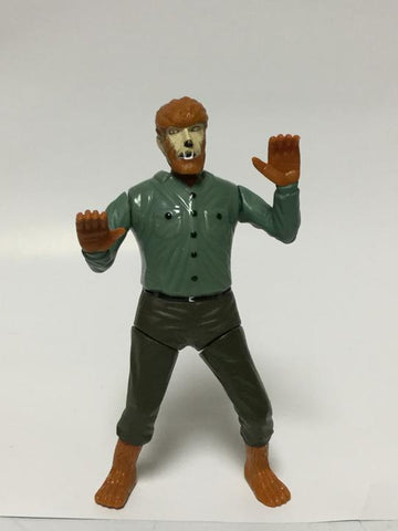 Jack in the Box Howling Wolf Man Toy