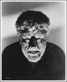 The Wolf Man Photo