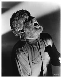 The Wolf Man/Howling Photo