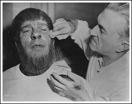 The Wolf Man/Make Up Photo