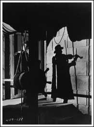 Phantom/Violin Shadow Photo