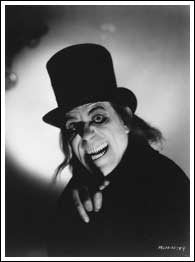 London After Midnight Close Up Photo