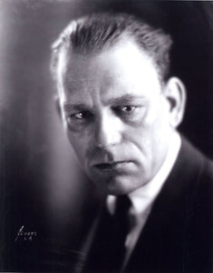 Lon Chaney Portrait