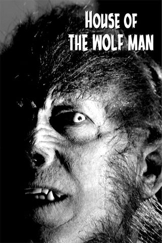 House of the Wolf Man Transformation Photo
