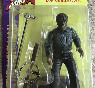 "Wolf Man 8"" Action Figure"