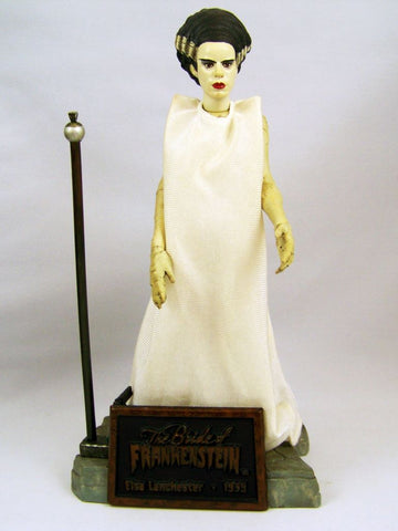 "Elsa Lanchester ""The Bride of Frankenstein"" 8"" Action Figure"