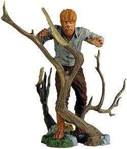 Wolf Man 1/4 scale Cold-Cast Porcelain Figure Kit