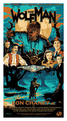 The Wolf Man Poster