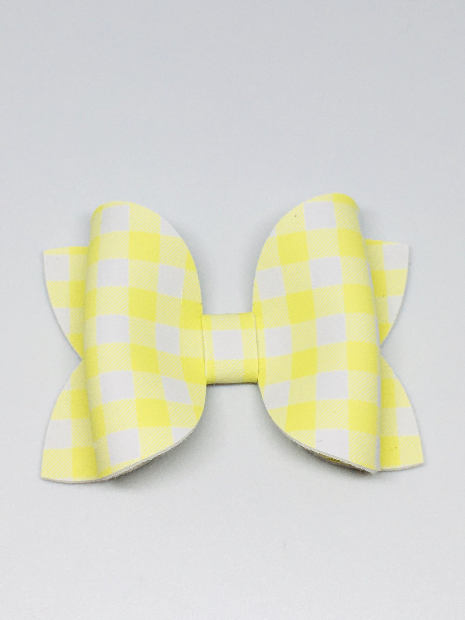 Picnic Plaid Yellow