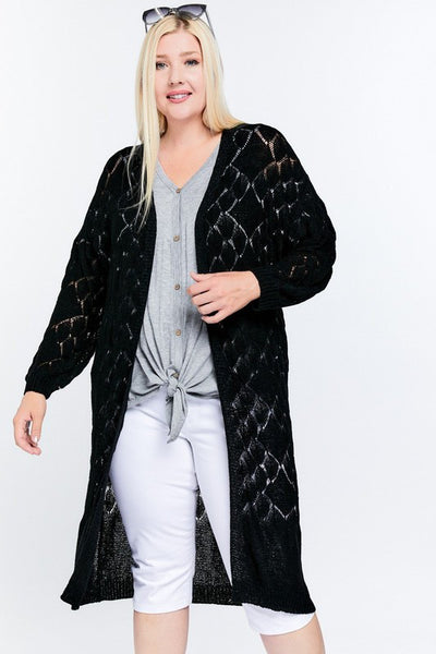 Diamonds in the Sky Cardigan