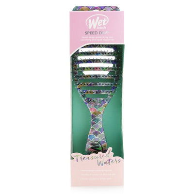 Detangle Hairbrush- Super Dry Mermaid