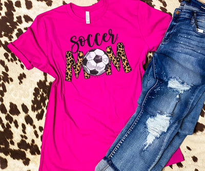 PREORDER Soccer Mom Tee