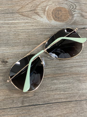 Sage Aviator Sunnies