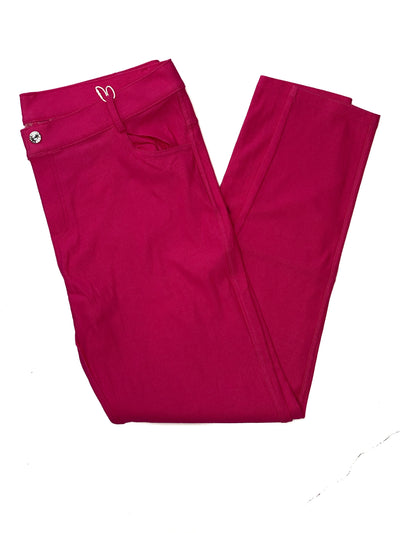 Jegging Pants- Hot Pink