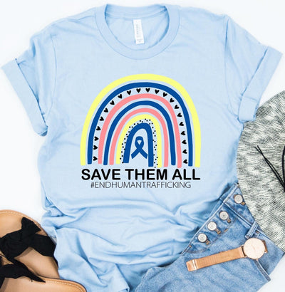 PREORDER Save Them All Tee