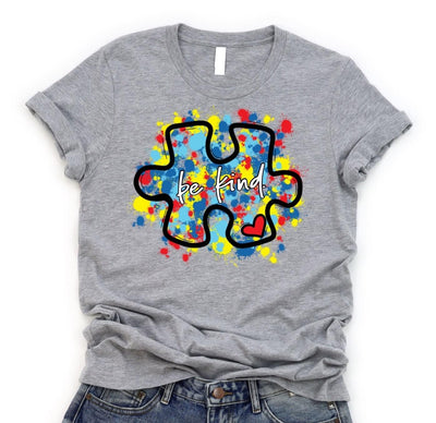 PREORDER Autism Awareness Tee