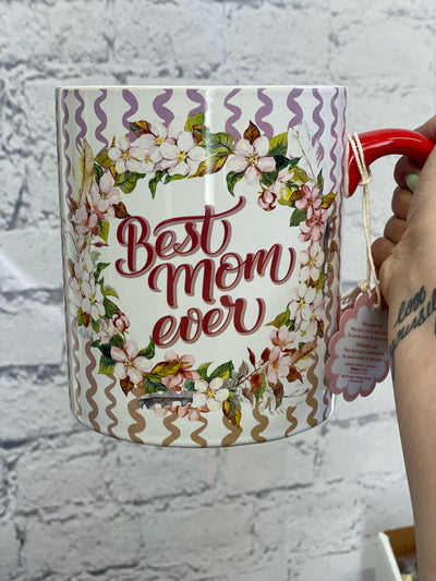Best Mom Ever 61oz Mug
