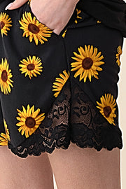 Be a Sunflower Shorts