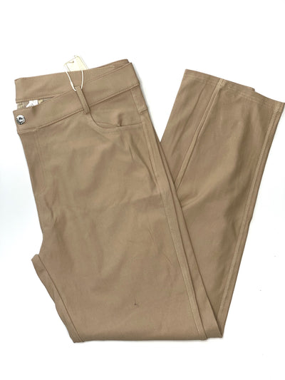 Jegging Pants- Khaki