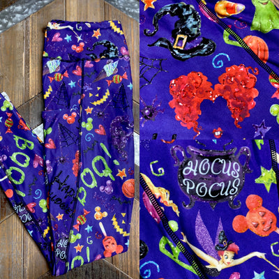 KIDS Hocus Pocus Leggings