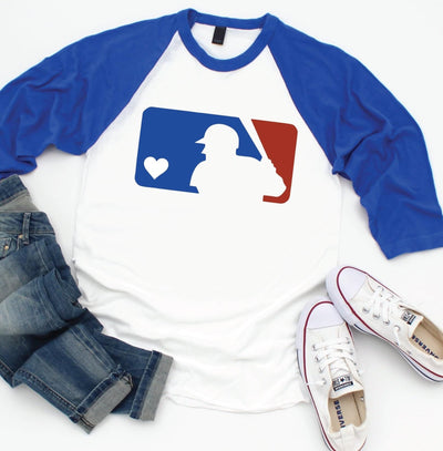 PREORDER MLB Love Top