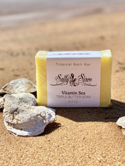 Salty Siren- Vitamin Sea Soap