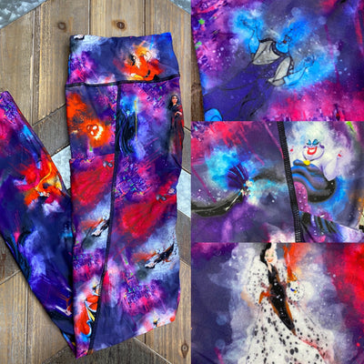 Villains Leggings