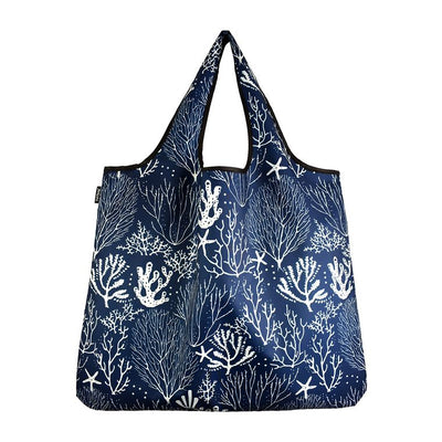 Jumbo Reusable Bag - Coral Reef