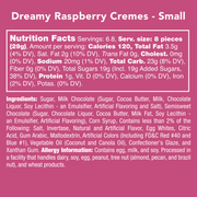 Dreamy Raspberry Cremes Chocolate