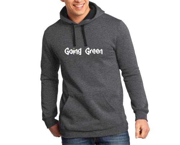 Going Green UNISEX Hoodies