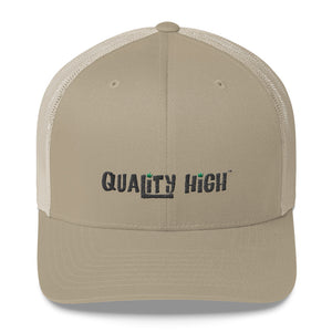 Trucker Cap - Quality High - Weed