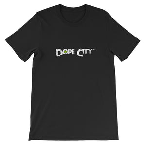 Short-Sleeve T-Shirt - Dope City - Weed