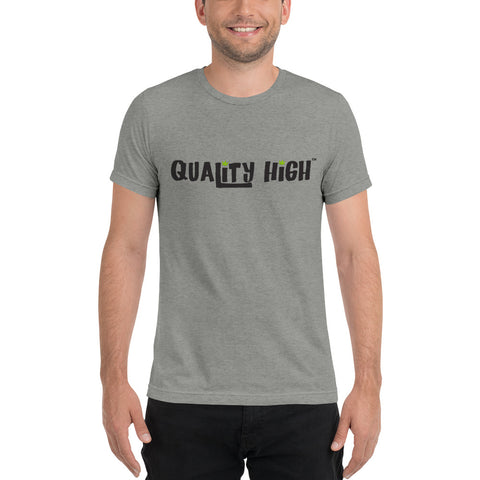 Short Sleeve T-shirt - Quality High - Weed