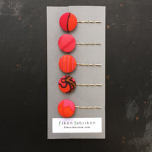 Load image into Gallery viewer, Hair pins 5 pcs / 5pack hårnålar