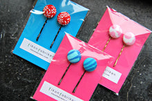 Load image into Gallery viewer, Hair pins 2 pcs / Hårnålar 2pack