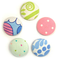 Refrigerator magnets / 5pack magneter - Pastell