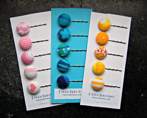 Hair pins 5 pcs / 5pack hårnålar