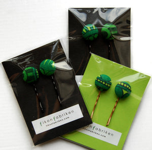 Hair pins 2 pcs / Hårnålar 2pack