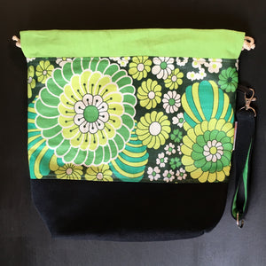 Project bag L / Stor påsväska