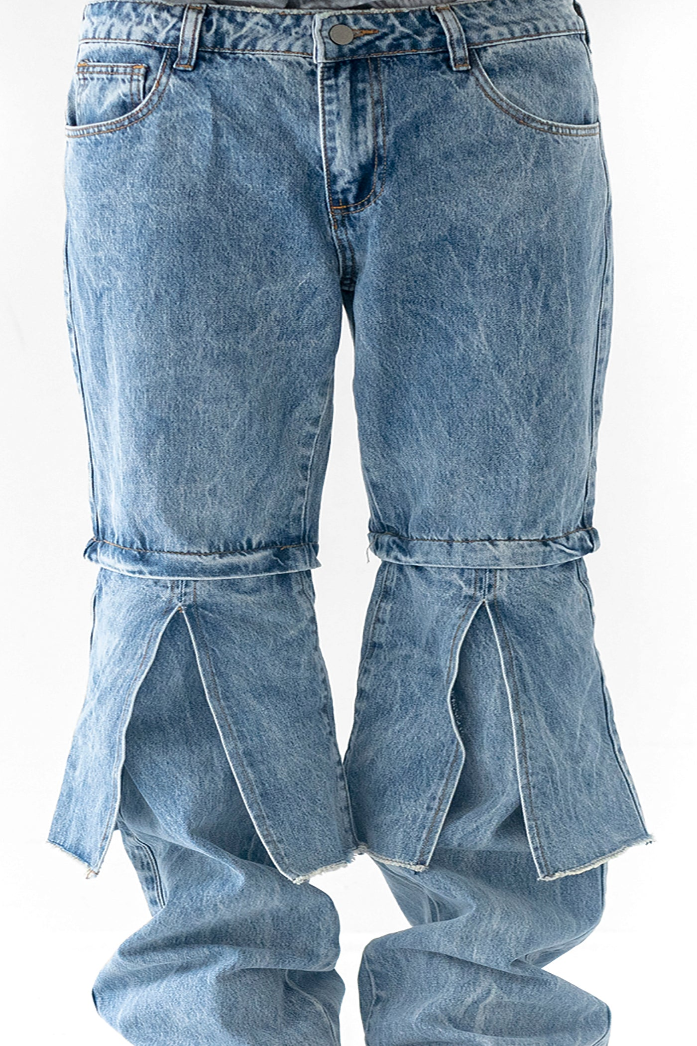 SIGNATURE SPLITKNEE DENIM
