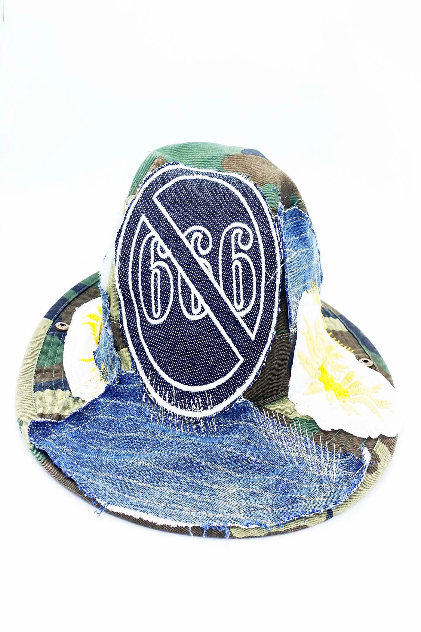 Anti 666 Field Hat