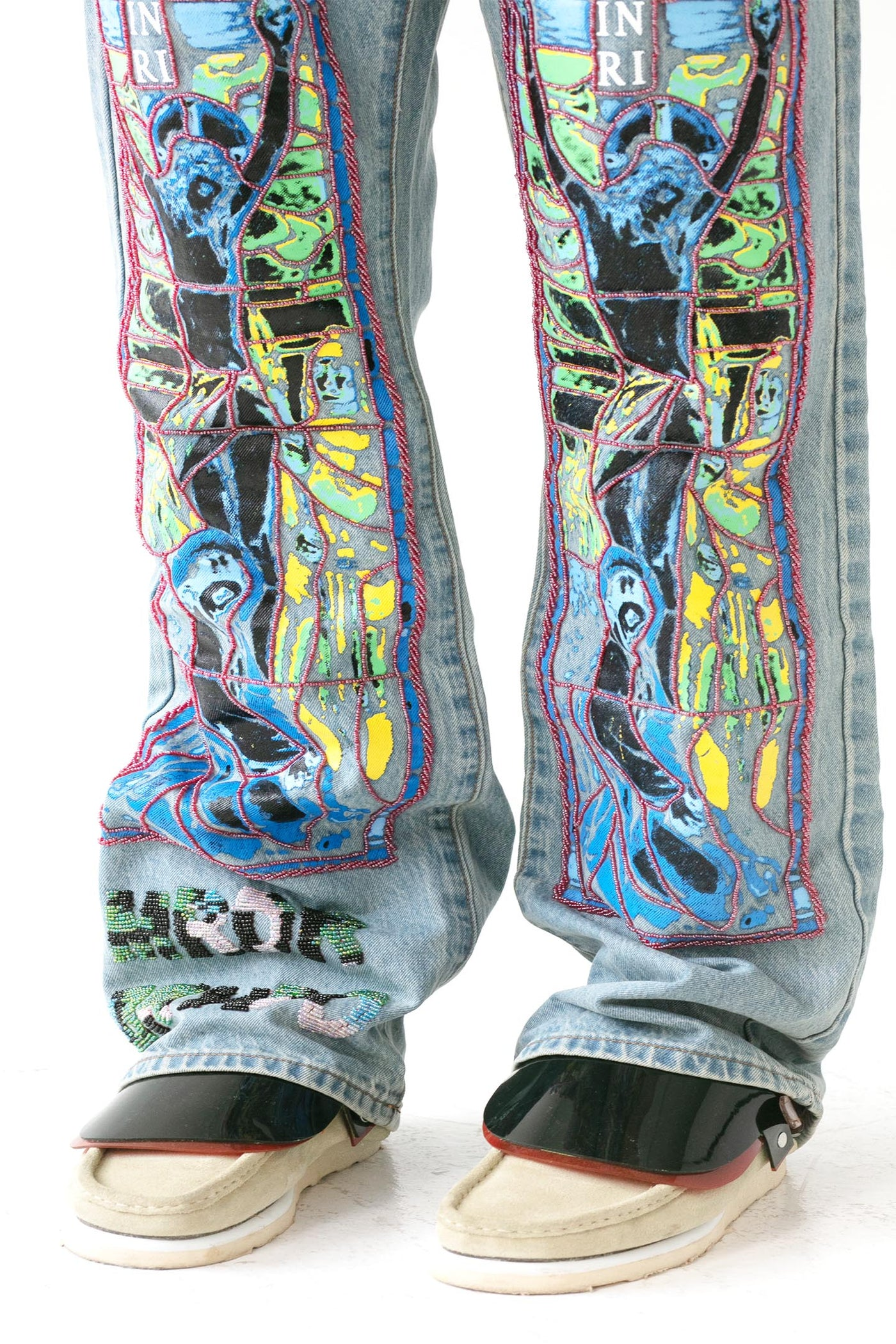 STAINED GLASS DENIM