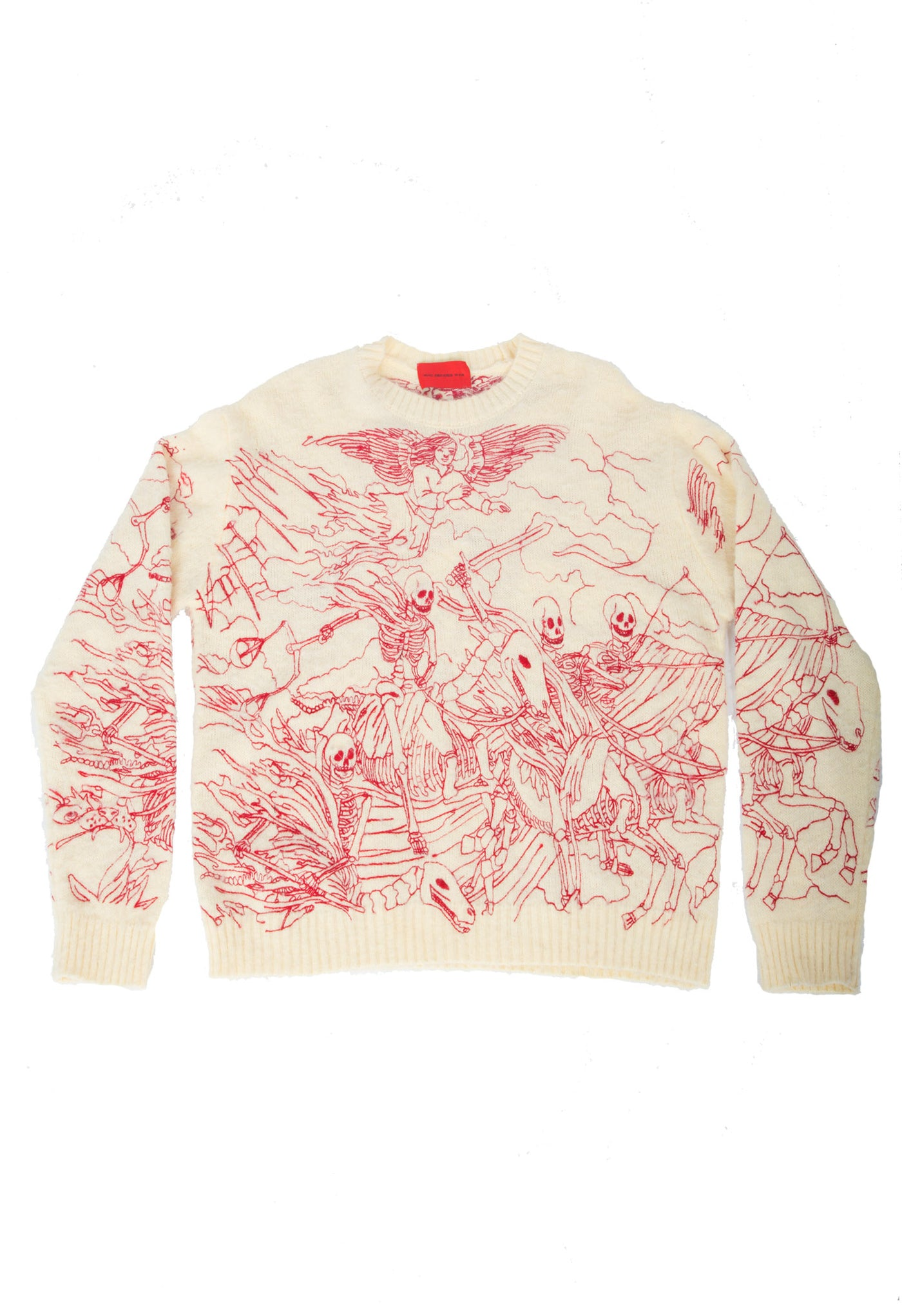 ROSE FOUR HORSEMEN PULLOVER