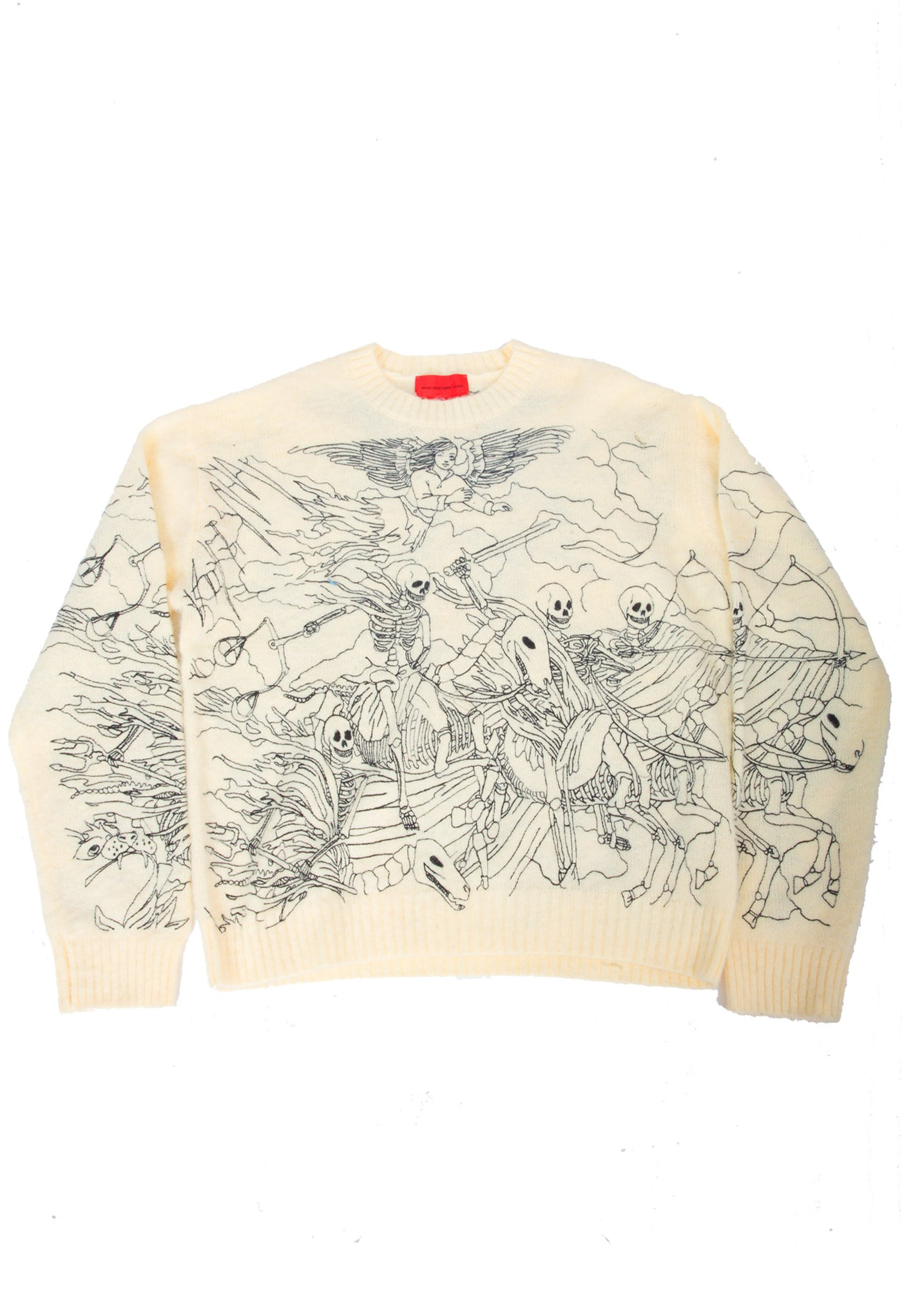 COAL FOUR HORSEMEN PULLOVER