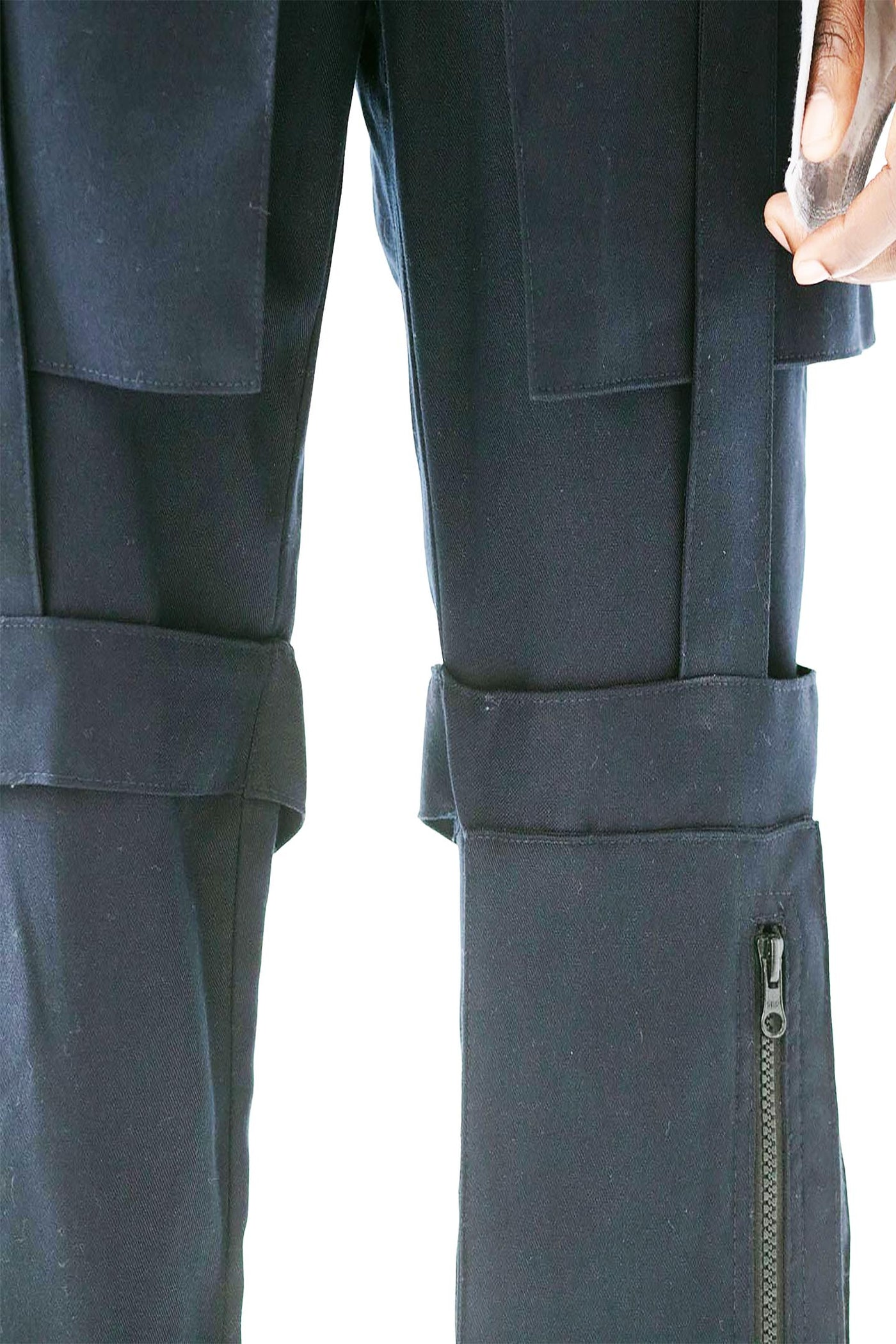 RETROVERSION TROUSERS