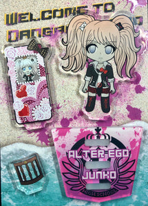 Alter Ego Junko Trial Stand