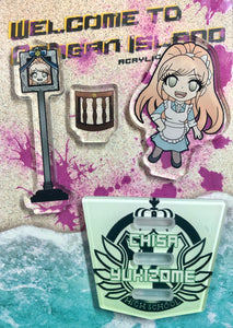 Chisa Yukizome Trial Stand - PREORDER